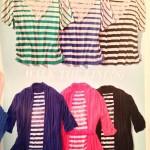 Horizontal Stripes. Yay or Nay?