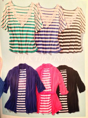 Horizontal Stripes. Yay or Nay?