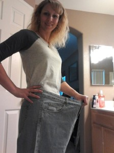 Guest Blog by Kelly, 100 Pound Loser