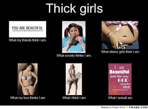 Thick Girls