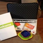 I bit the bullet and joined Weight Watchers