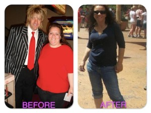 Monday Motivation: Guest post- Joanne, 150 pound loser!