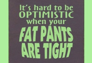 Guest Post by R.L. Griffin: My Fat Pants Are Too Tight!