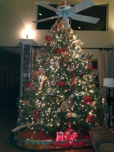 Celebrating the holidays as a mixed religion family