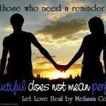 We Are Who We Are Guest Post by Melissa Collins