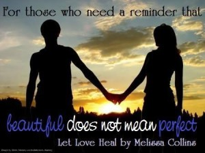 Let Love Heal Melissa Collins